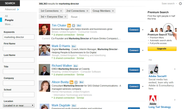 Generating Leads on LinkedIn