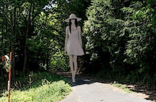 ฮาจิซาคุ หรือ ปีศาจผีสาวสูง 8 เมตร 05