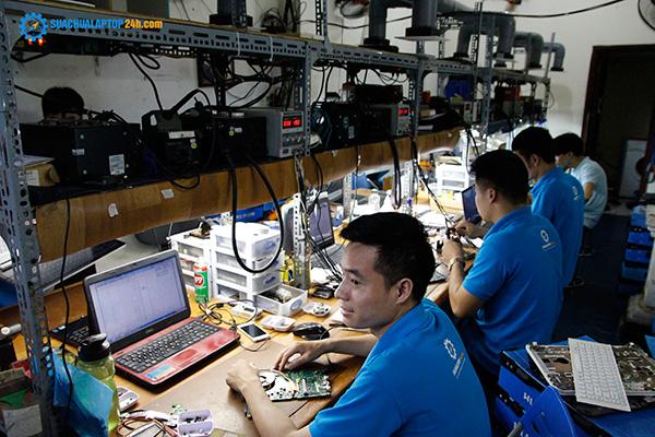 sửa laptop uy tín tại Hà Nội