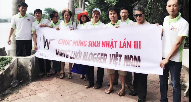Mạng lưới Blogger Việt Nam