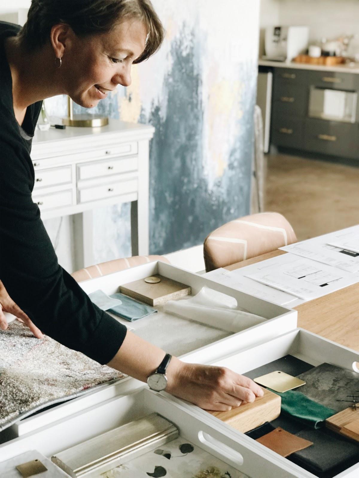 new intermediate senior interior designer calgary laurie bratt leanne bunnell