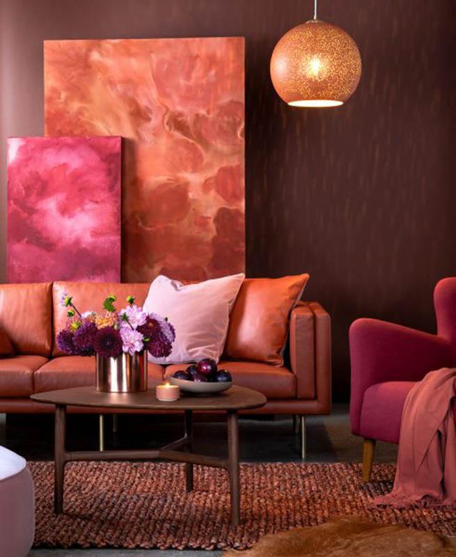 Cách chọn màu ghế sofa phòng khách của bạn