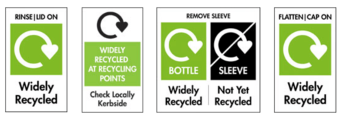 Example of UK's Widely Recycled Logo (Source: wilshees.co.uk)