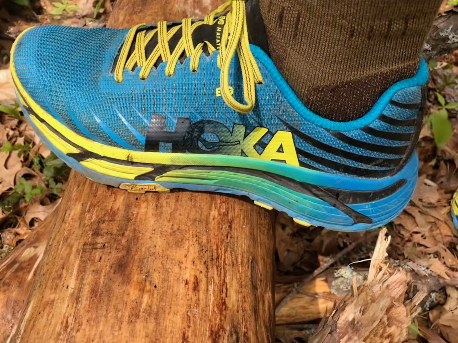 new style ec9c1 e1860 Road Trail Run: Hoka One One EVO Mafate 100 Plus Mile ...