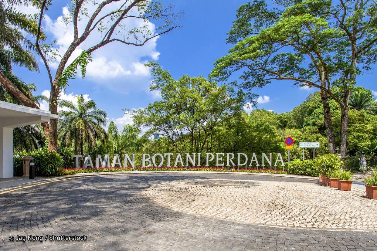 Perdana Botanical Garden in Kuala Lumpur - Kuala Lumpur Attractions