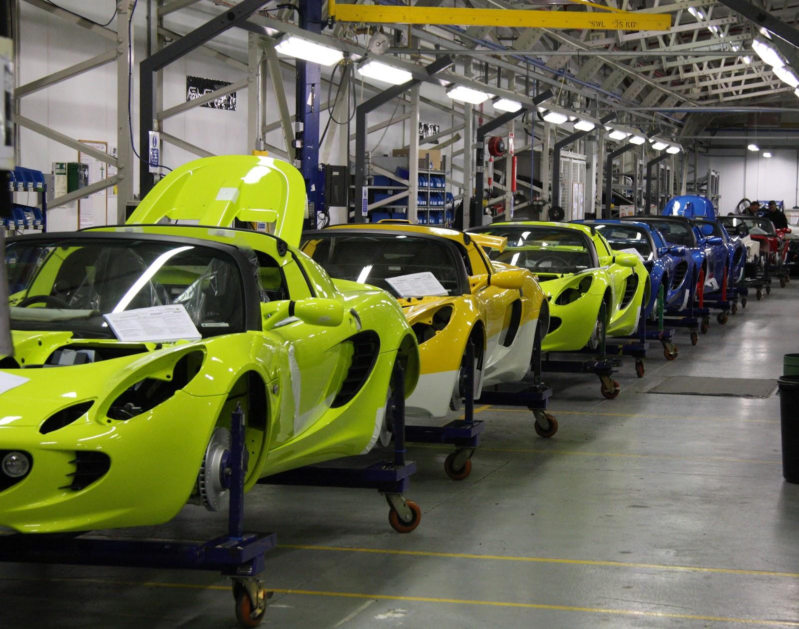 Khu công nghiệp ô tô Củ Chi thu hút đầu tư
