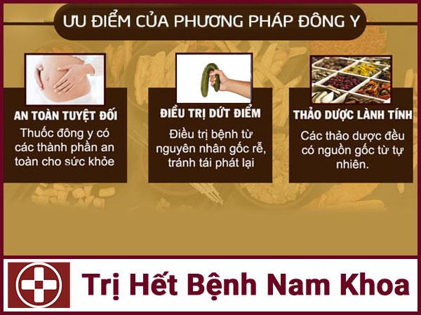 uu diem cua phuong phap dong y chua benh liet duong