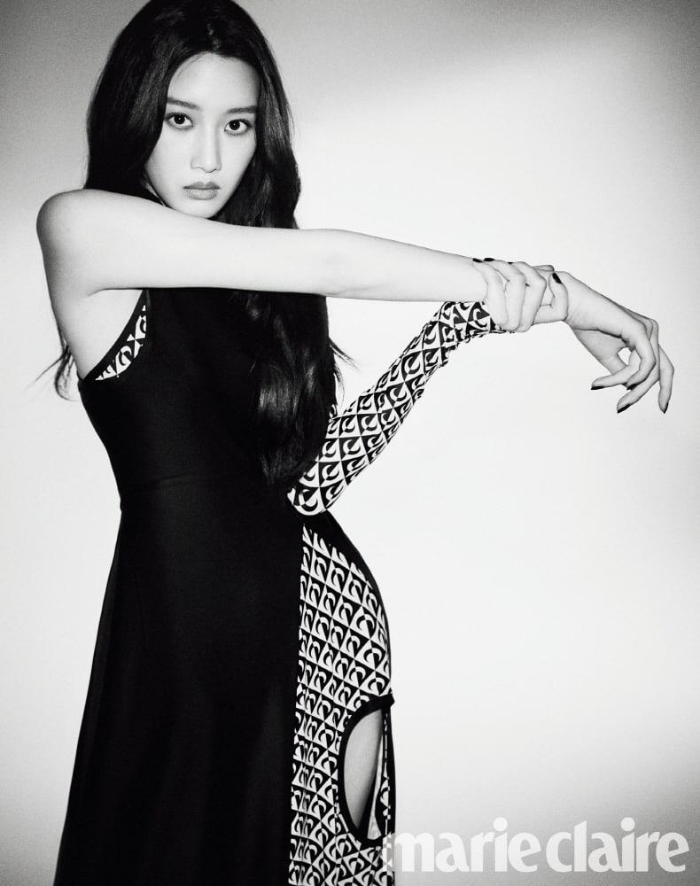 Moon Ga Young nói về việc tham gia những thử thách mới, đóng vai những nhân vật tươi sáng