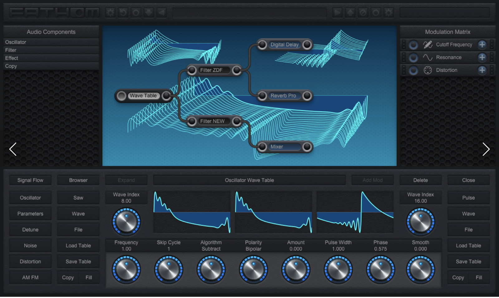 Fathom Synth free VST best modular