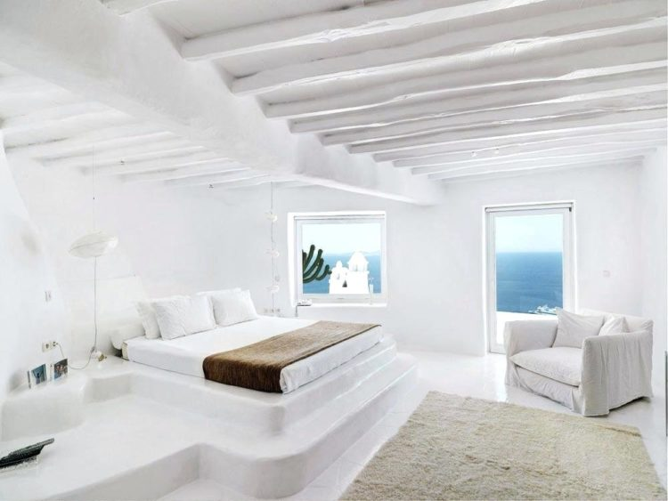 Bright White Bedroom Style