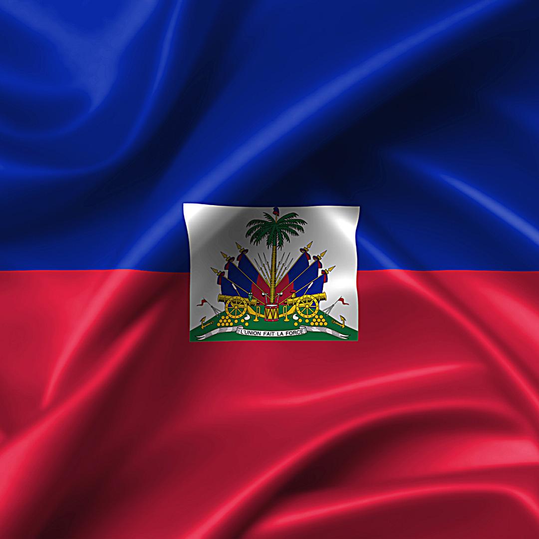haitian flag dr eva b's home country