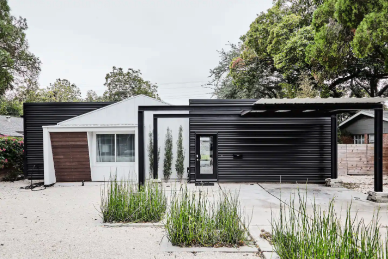 Glass-Walled Design Bungalow