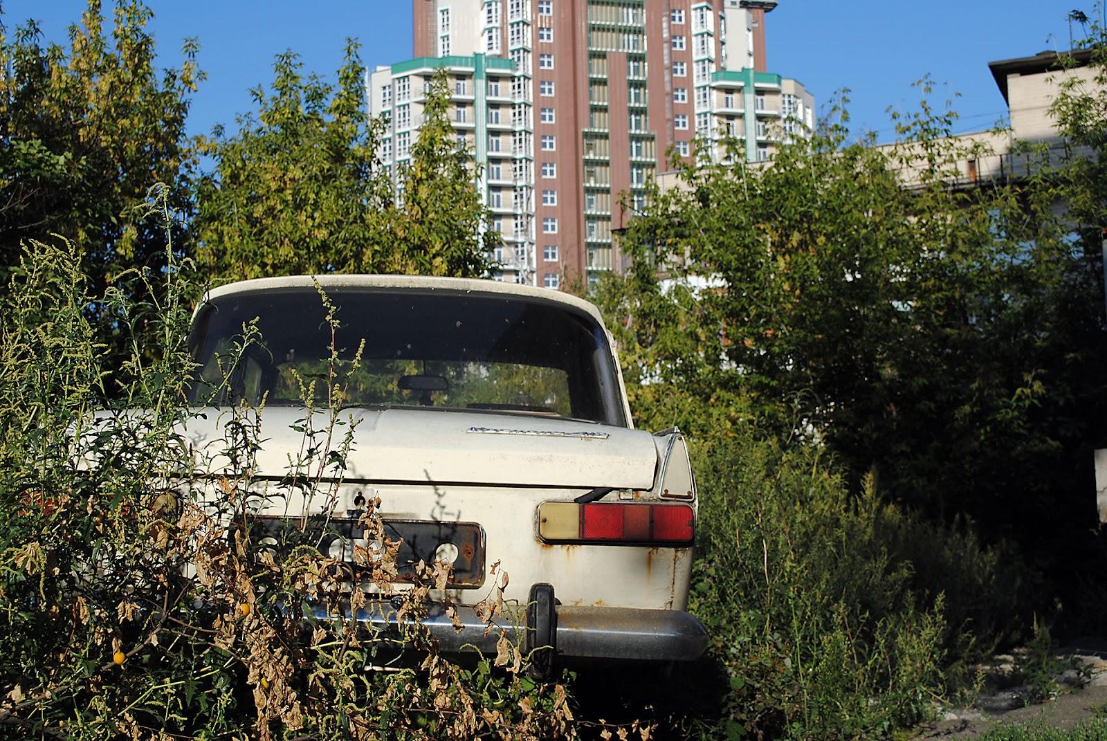 Киев, улица Николая Раевского