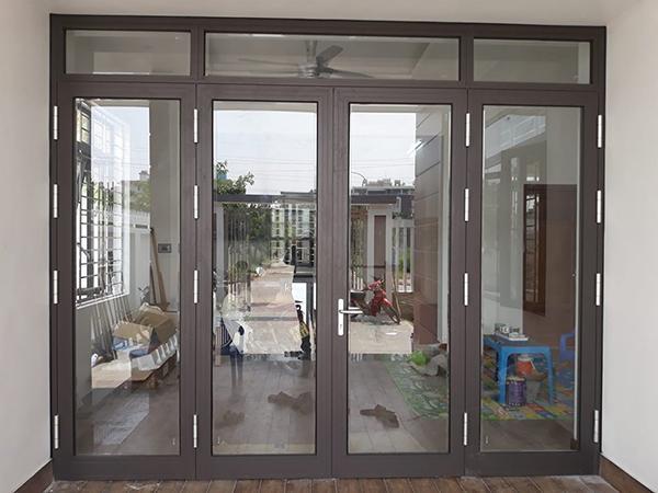 Tư vấn chọn mua khóa vân tay lắp cho cửa nhôm Xingfa