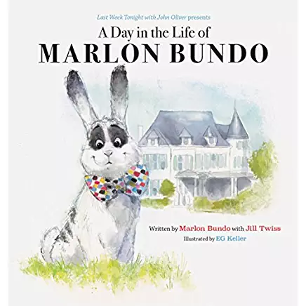 A Day In The Life Of Marlon Bundo, by John Oliver