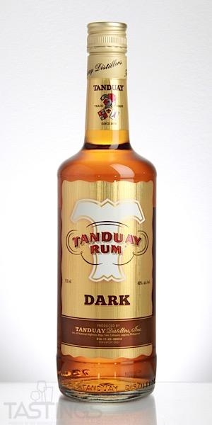 Tanduay Dark Rum Philippines Spirits Review | Tastings