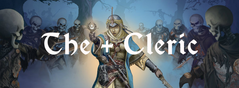 Tamriel Vault - Ultimate Character Creation: The Cleric
