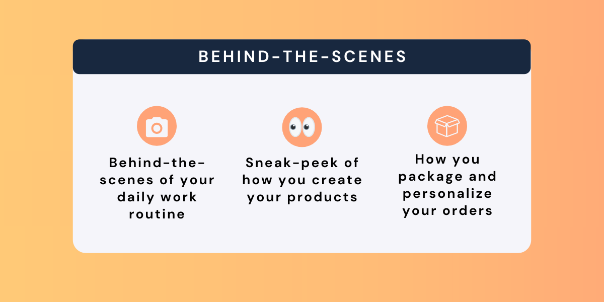 behind-the-scenes, daily work routine, how you create products, package and personalize orders, personalize, routine, create