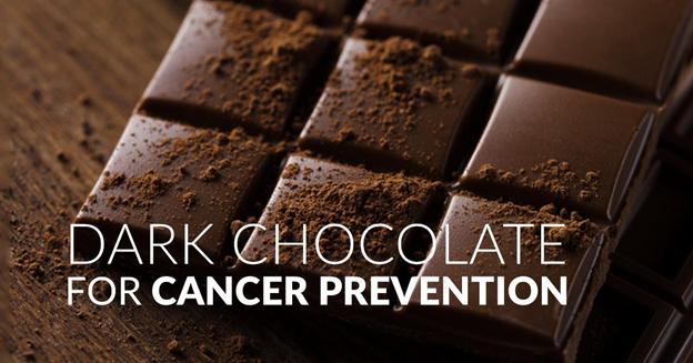 Tác dụng ngừa ung thư tuyệt vời của Socola đen bạn có biết?