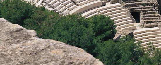 Resultado de imagen de teatro romano de sagunto