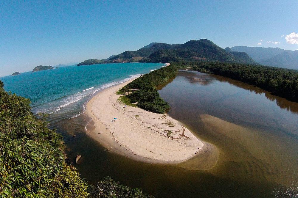 Praia de Poruba  Ubatuba RJ