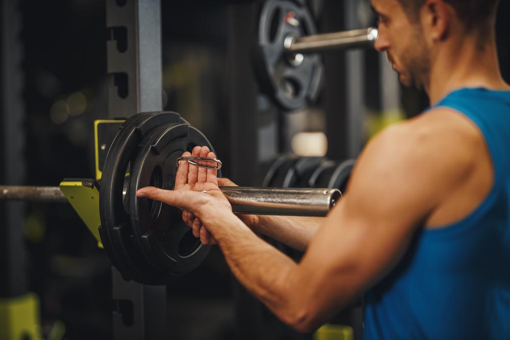 Séries são mais indicadas para quem deseja definição muscular. (Fonte: Shutterstock)