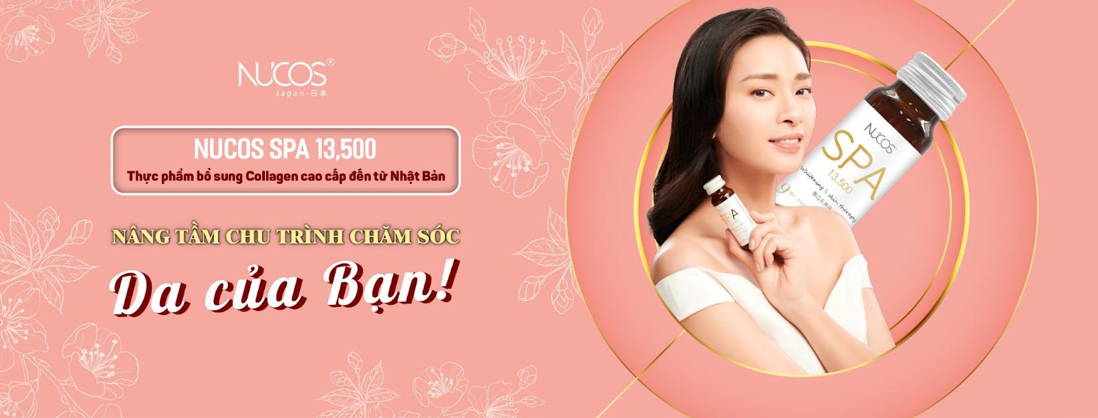 Collagen Nucos chính hãng đang được bán tại collagenvietnam.vn