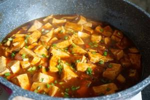 红烧豆腐的做法 步骤12