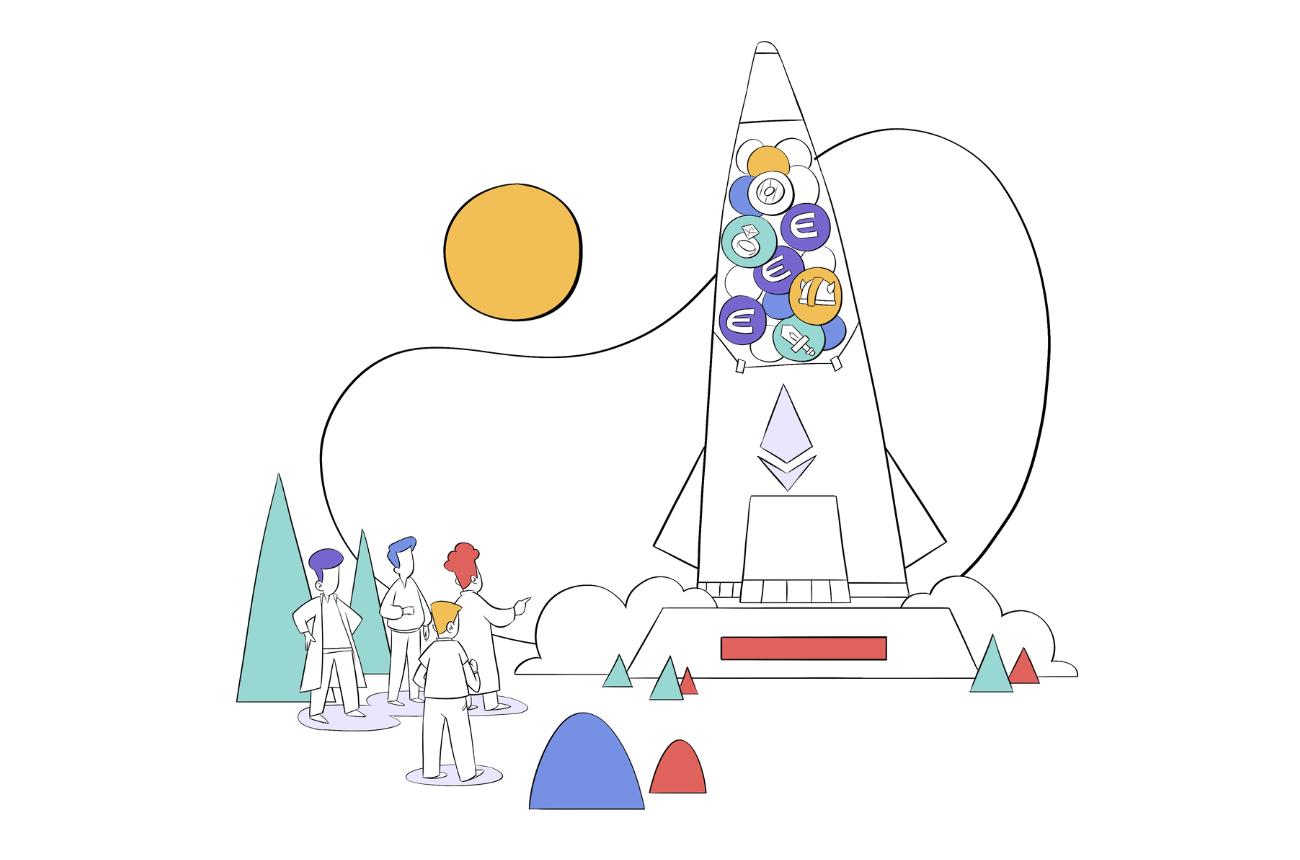 Enjin nova blockchain