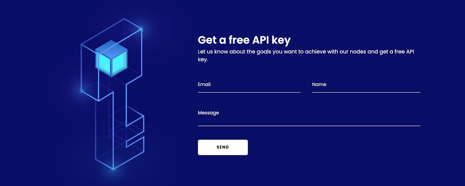 getblock api key review