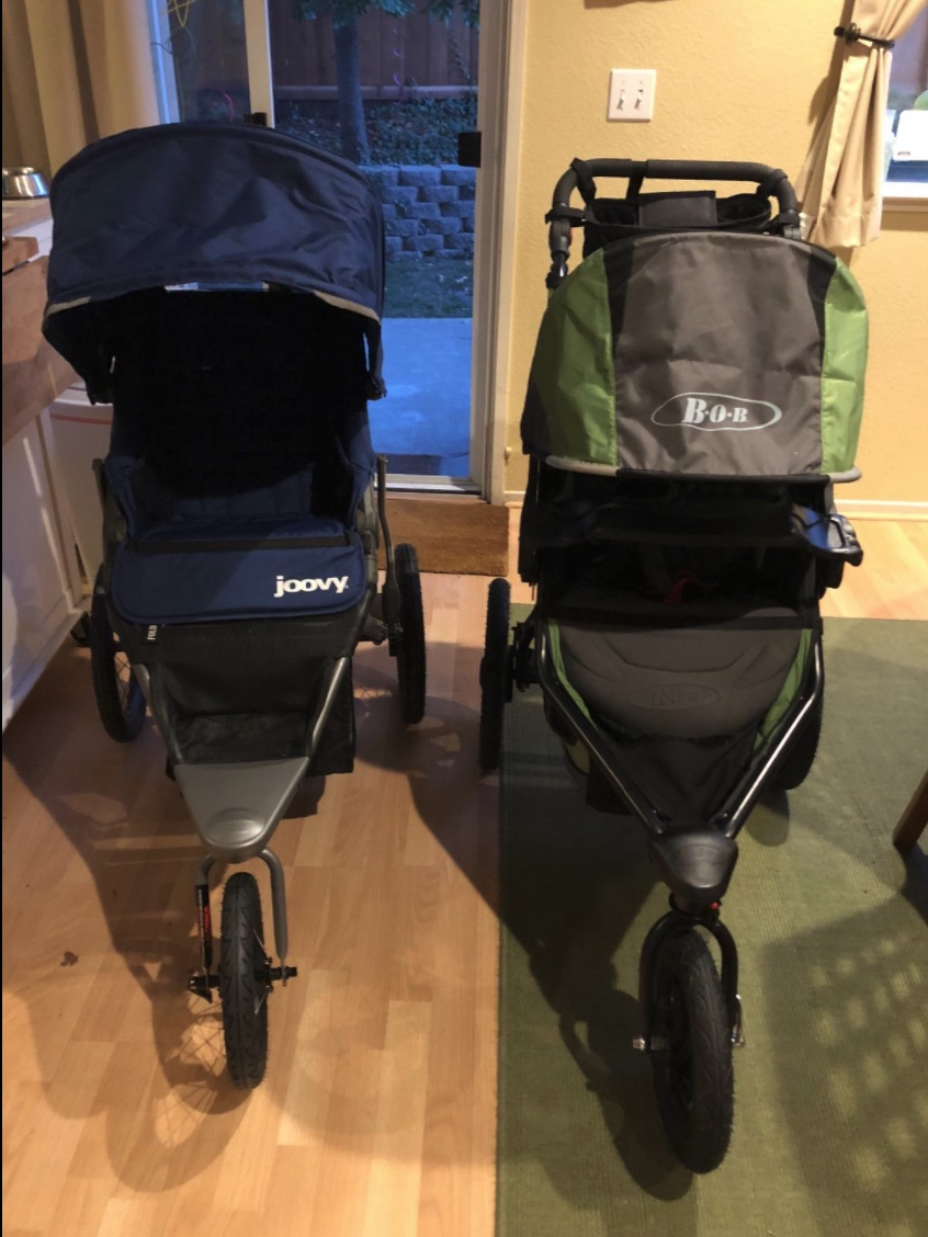 Joovy Zoom 360 Ultralight Review - canopy
