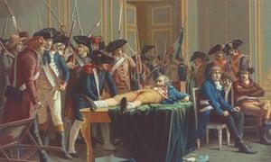 Billedresultat for terror reign of robespierre