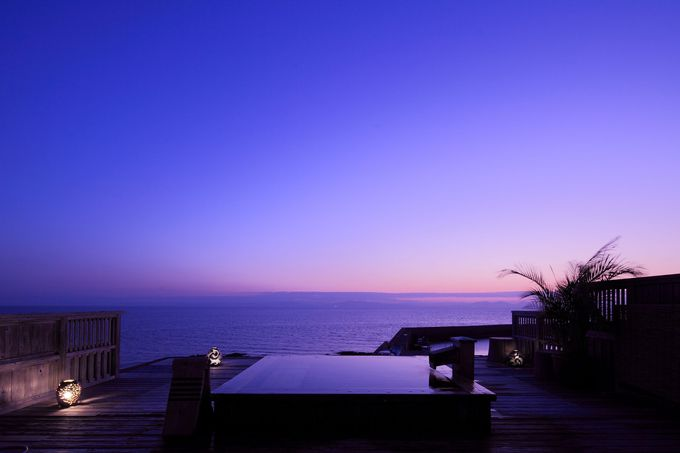 絶景を望む月見温泉はいかが?太良竹崎温泉「豊洋荘」で海と夜空を独り占め(佐賀)