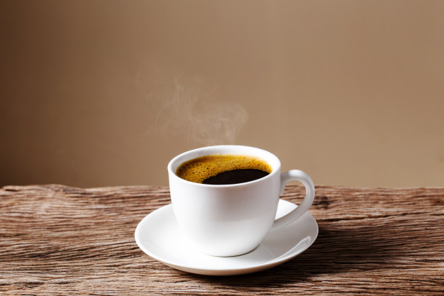 3. เลือกกาแฟดำเป็นอาหารเช้า