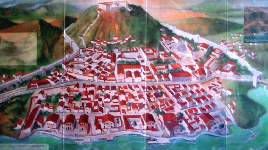 শিল্পীর কল্পনায় সুরম্য অভিজাত জেওগমা শহর