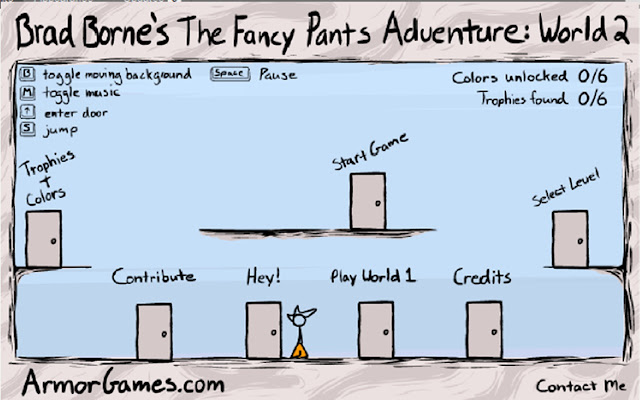 The Fancy Pants Advent…