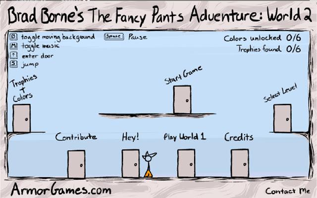 The Fancy Pants Advent…