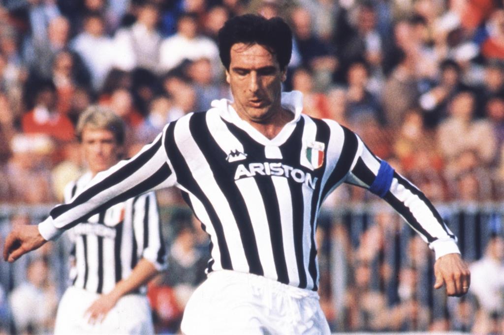 Gaetano Scirea fue indispensable en la Juventus de los 80, donde lo ganó todo como central.