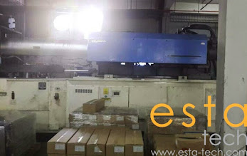 JSW J1600EII (1996) Plastic Injection Moulding Machine