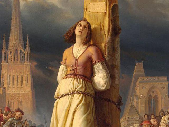 Thánh Joan d'Arc