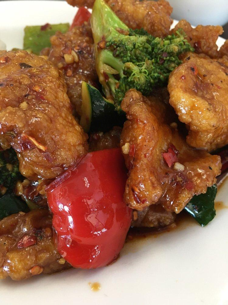 Photo of Xing Yuan Chinese Restaurant - Alameda, CA, United States. Hunan Fish (6/13/18)
