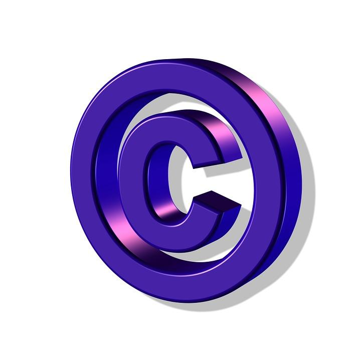 Copyright, Symbol, Sign, Business, Law, Intellectual