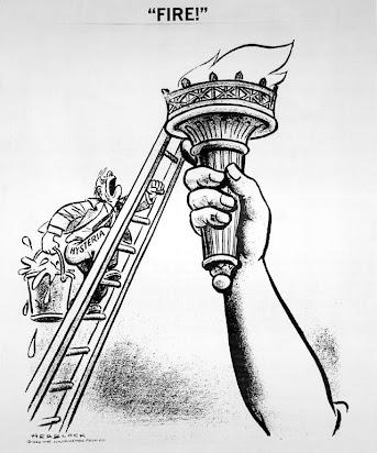 Stimack Cold War Political Cartoons Analysis