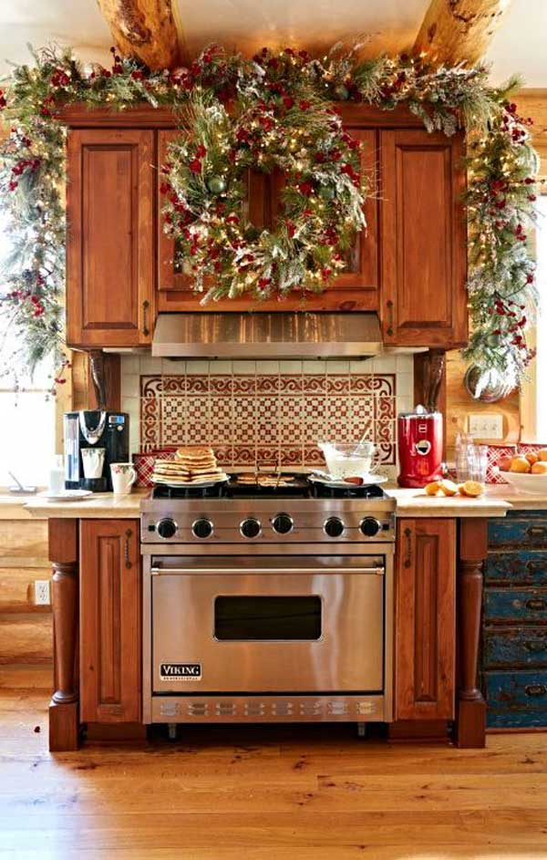 Tips to Decorating Your Kitchen For Christmas