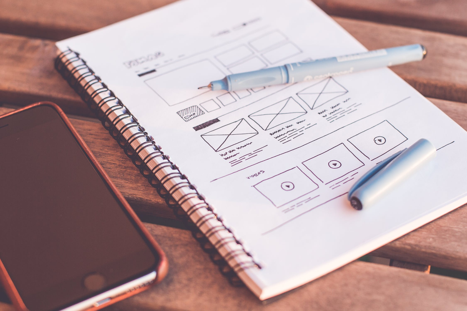 wireframe your business website before you build it