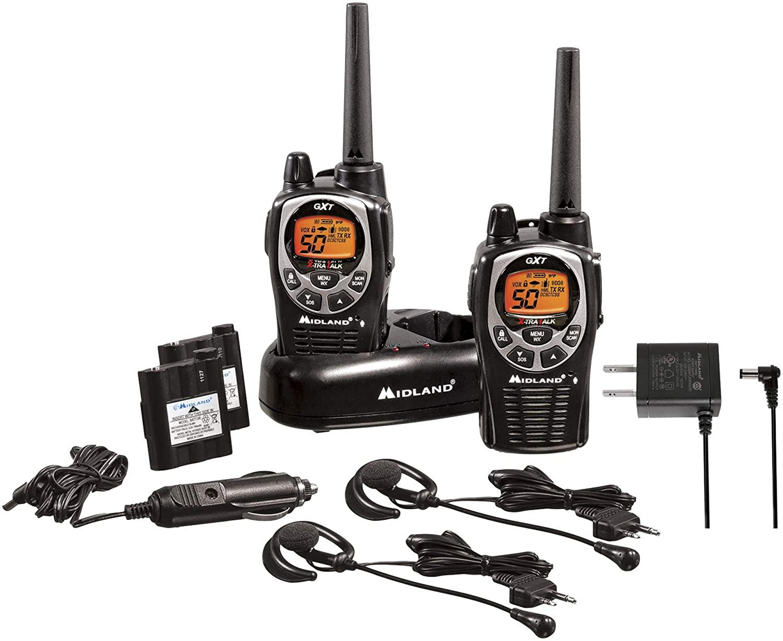 best walkie talkie for skiing - Midland Waterproof Two Way Radio