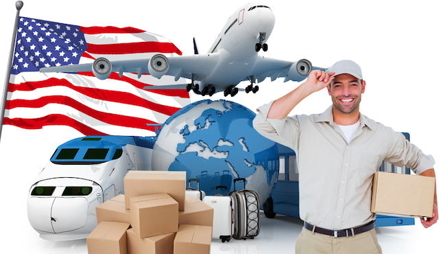 Kinh nghiệm vận Chuyển hàng qua Mỹ nhanh chóng và an toàn