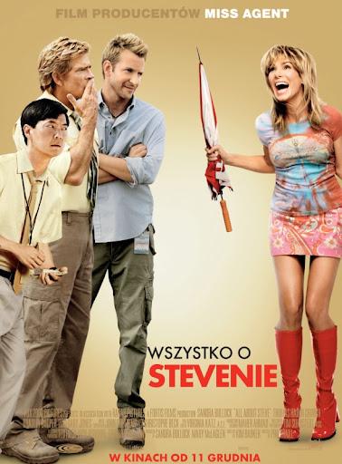 Polski plakat filmu 'Wszystko O Stevenie'