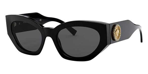 Versace 4376B GB1/87 Grey Sunglasses | Pretavoir