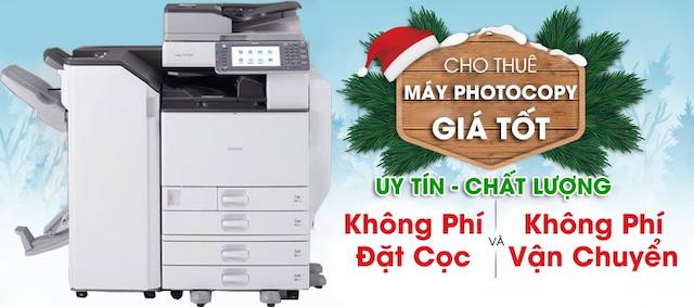 Dịch vụ cho Thuê máy photocopy huyện HÓC MÔN tại Linh Dương
